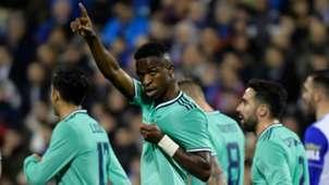 Vinícius Junior Real Madrid Zaragoza 29 01 2020