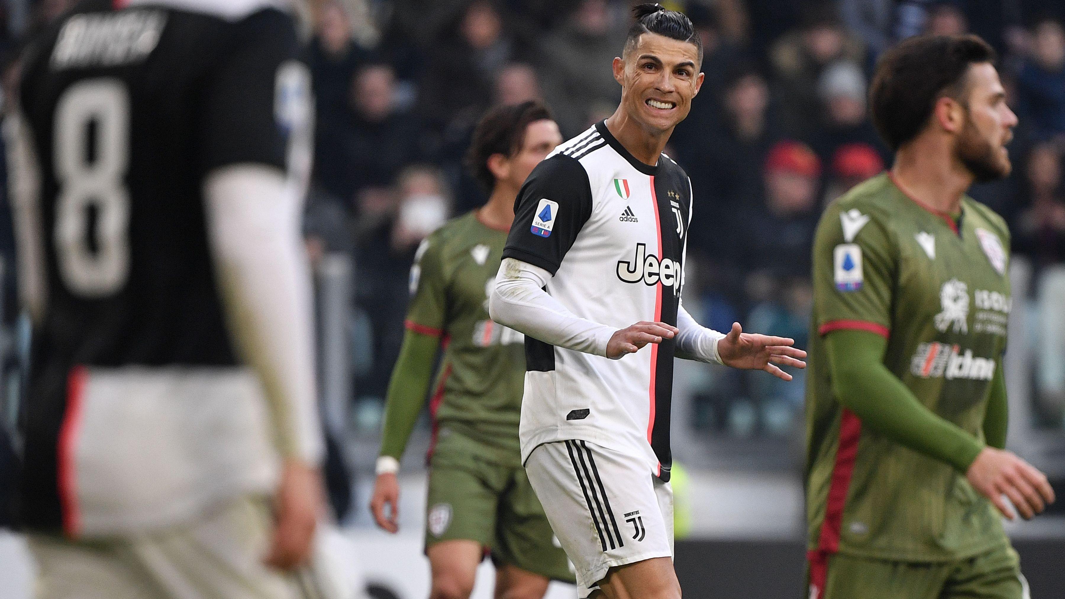 Laporan Pertandingan: Juventus vs Cagliari | Goal.com