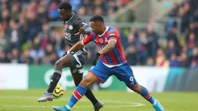 Jordan Ayew and Wilfred Ndidi - Crystal Palace vs Wilfred Ndidi