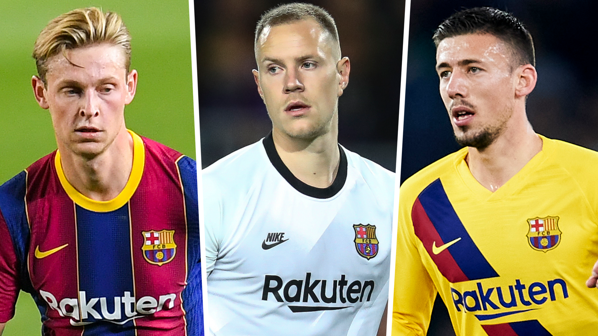 Barcelona working on De Jong & Lenglet contracts after thrashing out terms with Ter Stegen