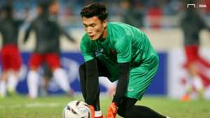 Bui Tien Dung U23 Vietnam U23 Indonesia AFC U23 Championship Qualifiers