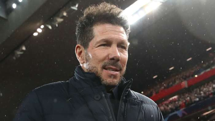 Diego Simeone, Atletico Madrid