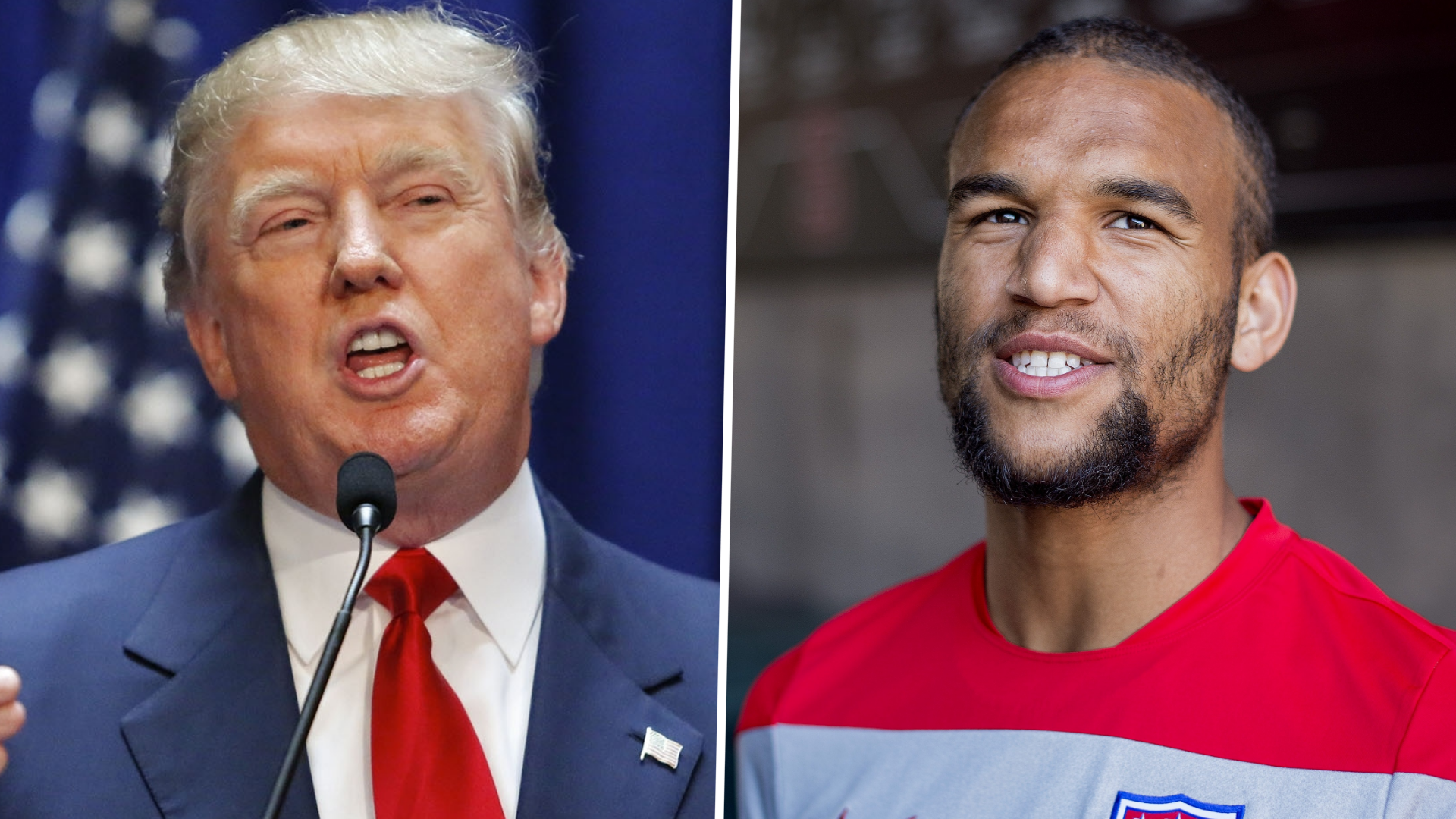 Donald Trump is one of the worst people on the planet, says ex-USMNT striker Boyd