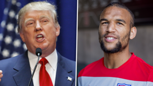 Donald Trump, Terrence Boyd, USMNT