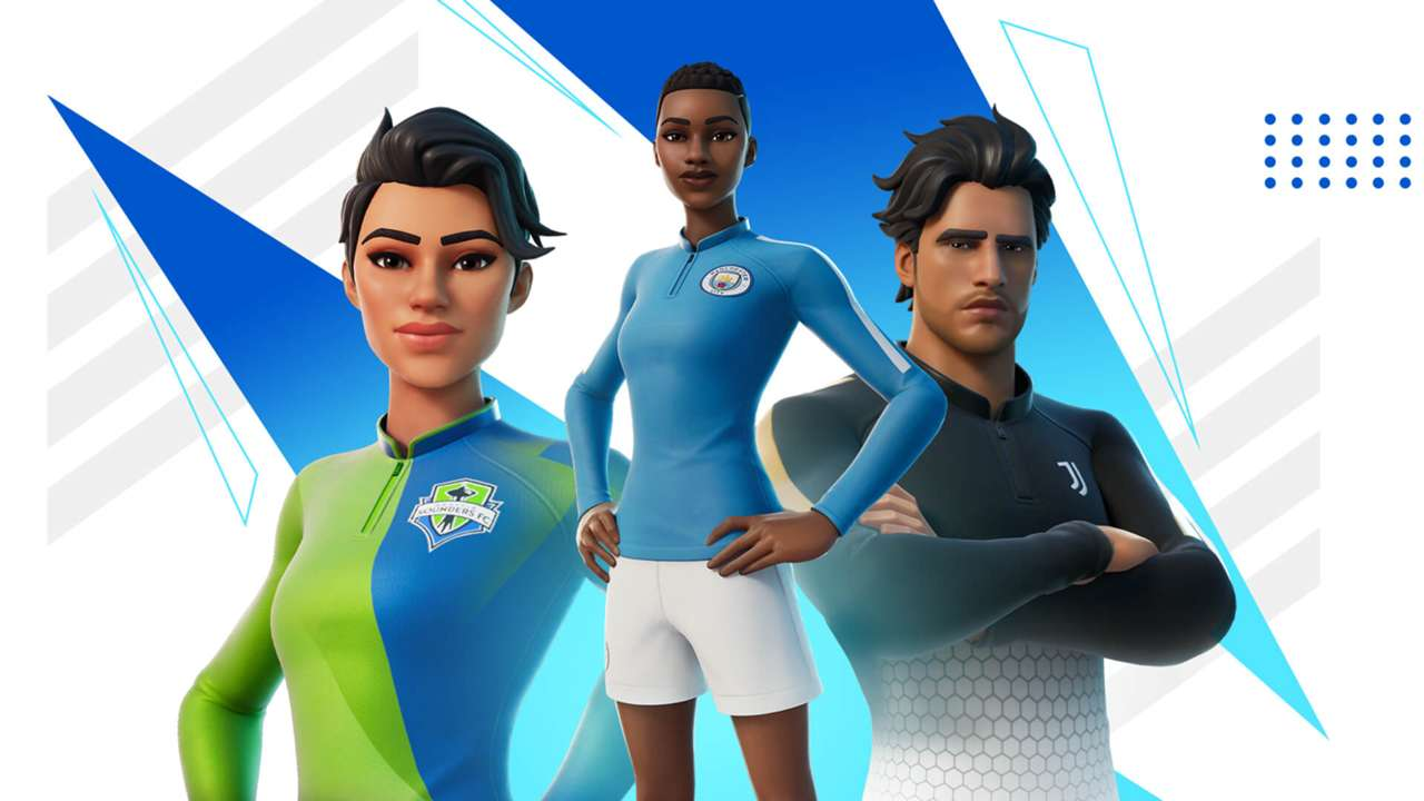Fortnite football updatr