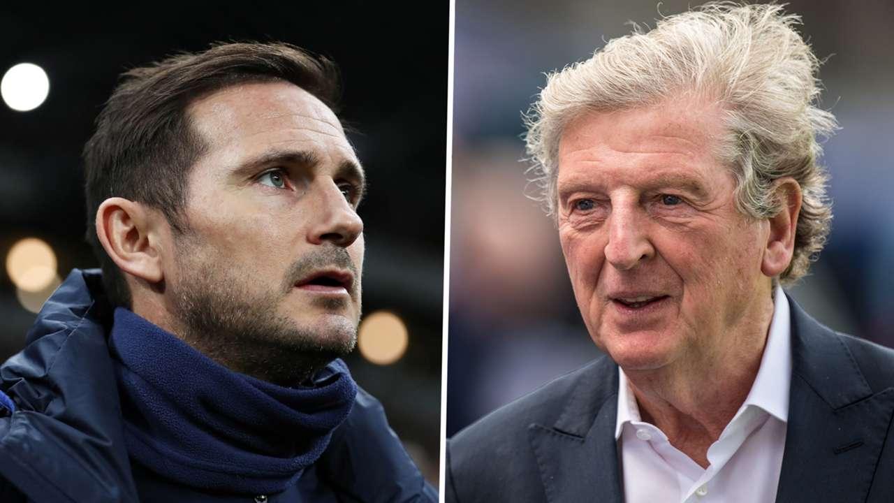 Frank Lampard Roy Hodgson Chelsea Crystal Palace