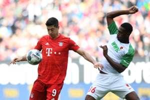 Bundesliga - Le Bayern cale à Augsbourg (2-2)