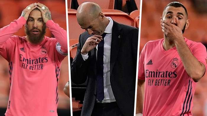 Ramos Zidane Benzema Real Madrid GFX