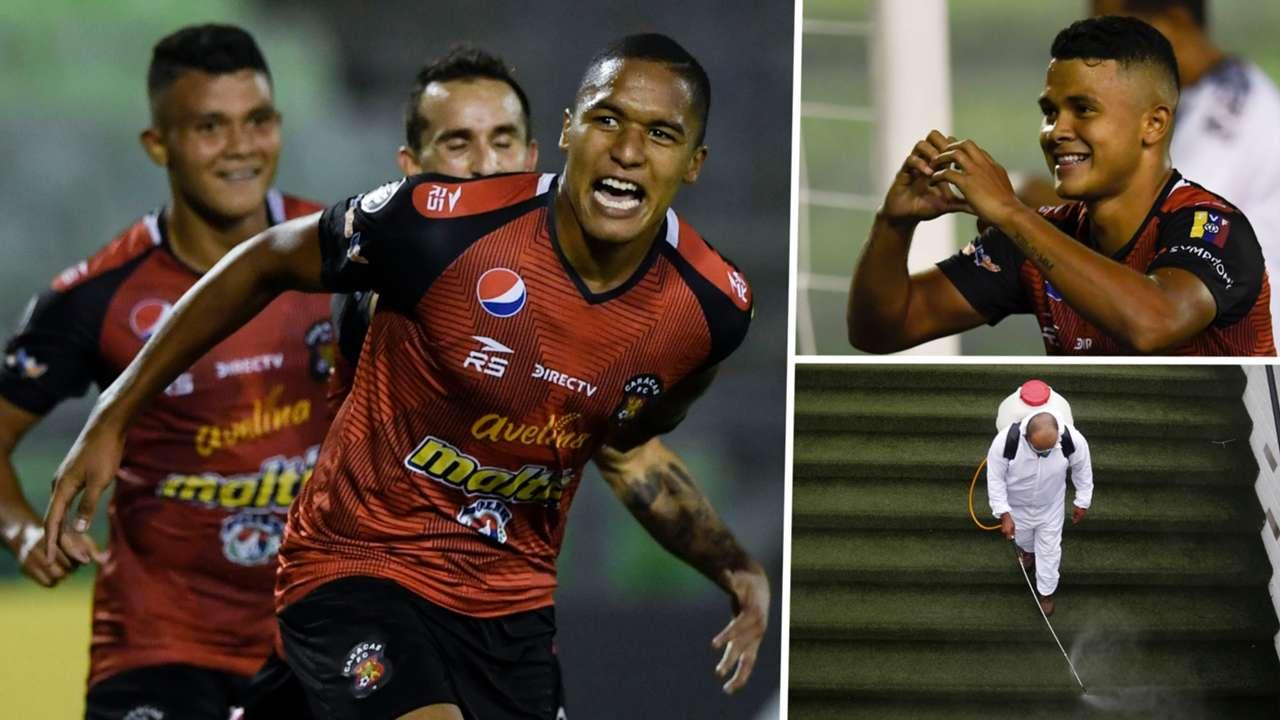 Caracas Copa Libertadores GFX