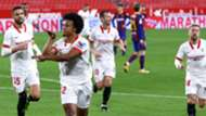 Koundé Sevilla Barcelona 10022021 Copa del Rey