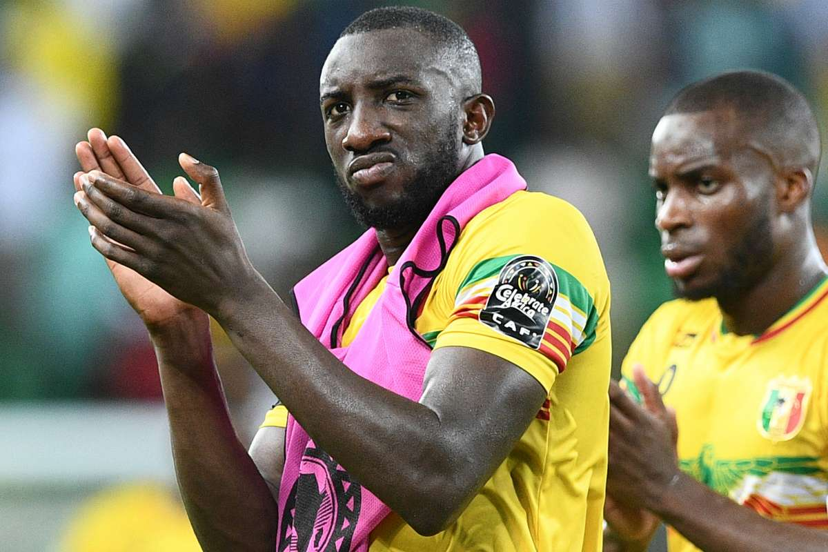 Moussa Marega and Yves Bissouma omitted as Mali reveal depleted ...
