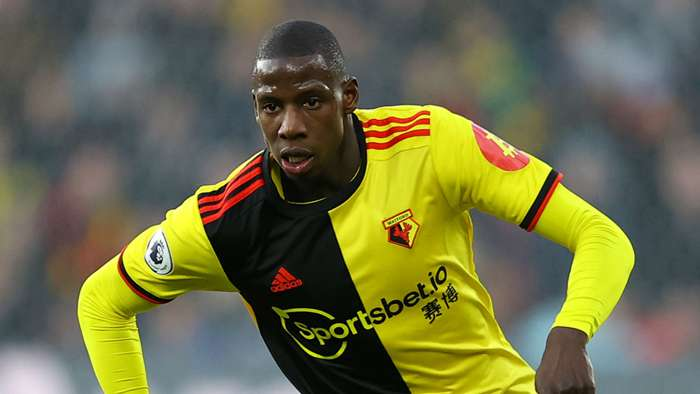 Abdoulaye Doucoure Watford 2019-20