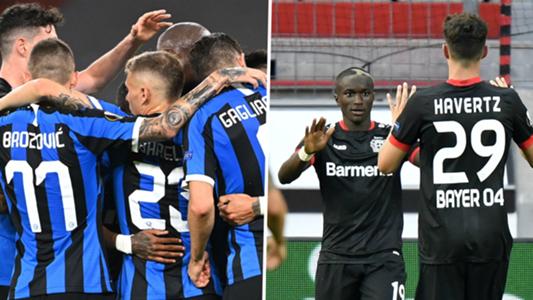TRỰC TIẾP K+PC Inter Milan vs Bayer Leverkusen. Link xem Inter Milan vs Bayer Leverkusen. Trực tiếp K+PC. Trực tiếp bóng đá hôm nay. Trực tiếp Tứ kết Cúp C2. Europa League 2019/20   Goal.com