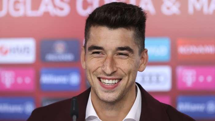 Marc Roca Bayern Munich 2020