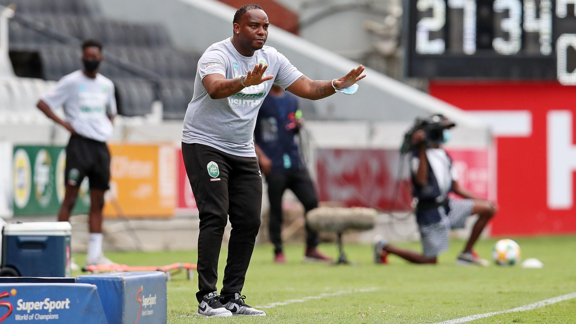AmaZulu coach McCarthy expresses interest in vacant Bafana Bafana job