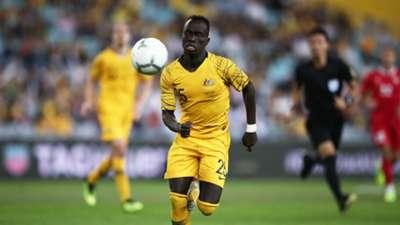 Awer Mabil Socceroos