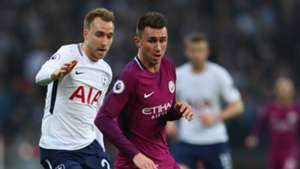 Aymeric Laporte Manchester City Premier League Team of the Week