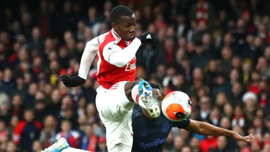 'That's just purely an accident' - Arsenal legend Wright on Nketiah's red card against Leicester City   Goal.com