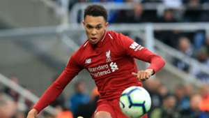 Trent Alexander-Arnold Liverpool Newcastle