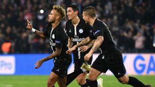 Neymar PSG Red Star Belgrade UEFA Champions League 03102018