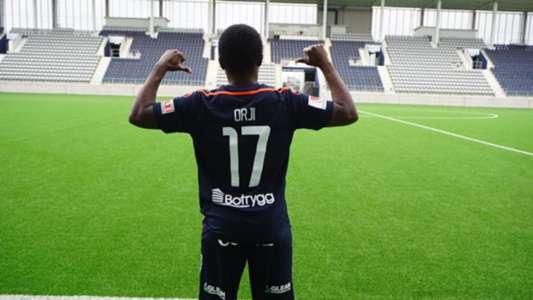 Nigeria striker Ebere Orji named Swedish Damallsvenskan Player of the Month
