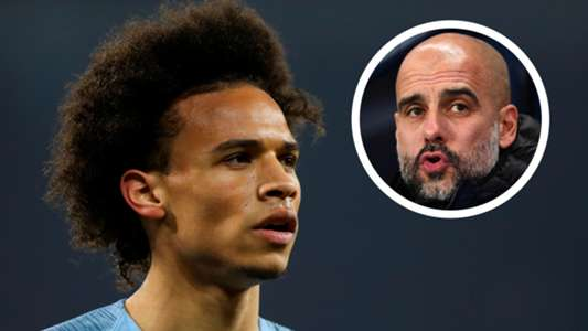 Sane: I had a mini Guardiola in my ear telling me what to do at Man City! | Goal.com