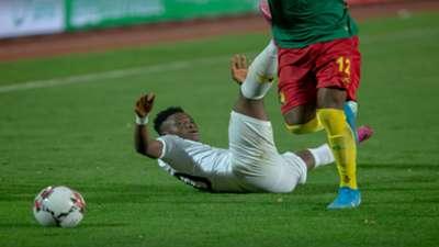 Evans Mensah Ghana 2019 Africa U23 Cup of Nations