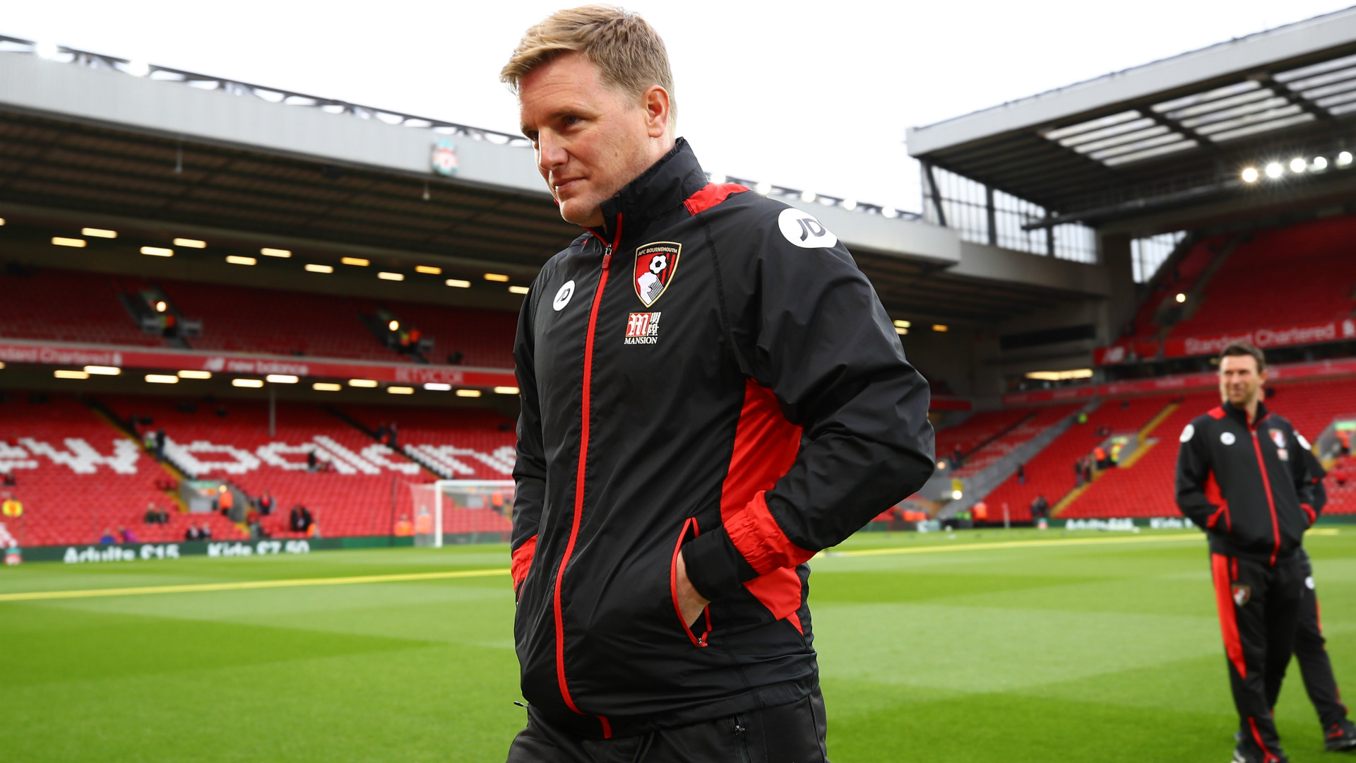 Eddie Howe Bournemouth Premier League