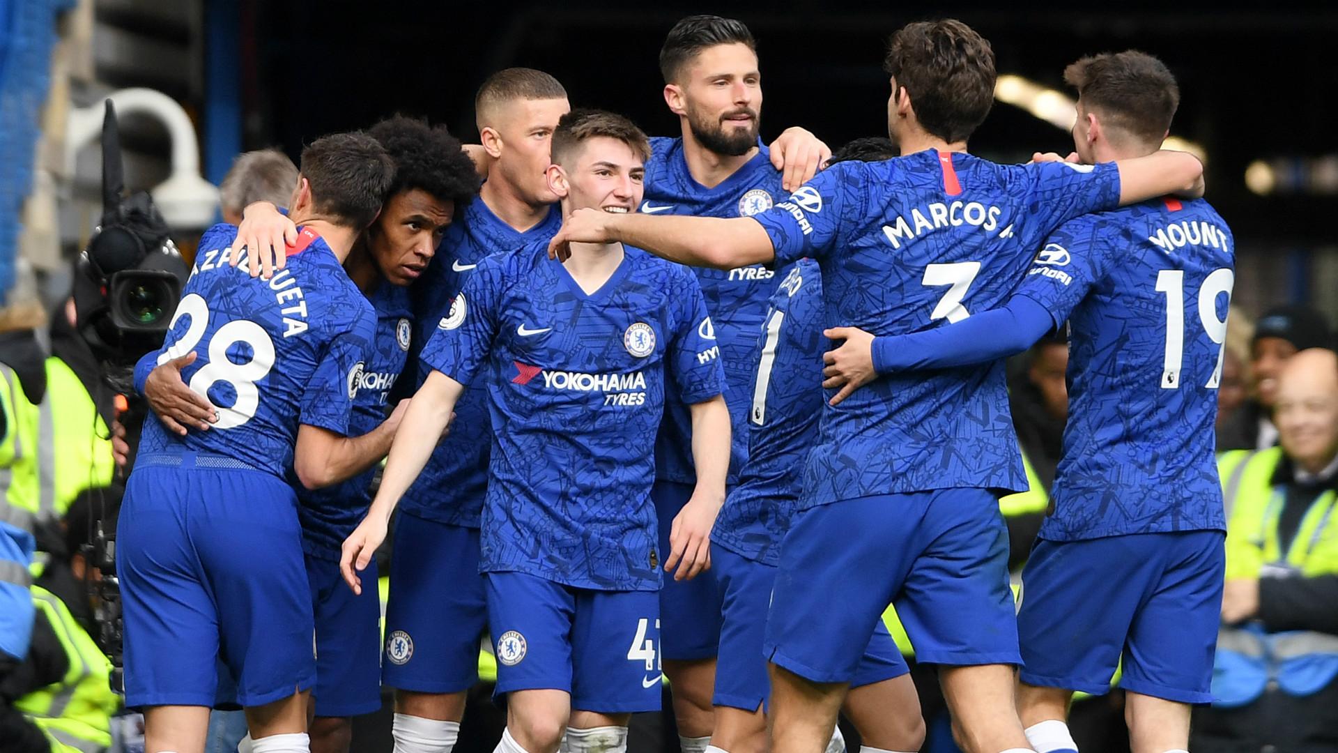 Premier League : Chelsea écrase Everton, Olivier Giroud marque encore