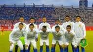 Malaysia U22 XI v China U22