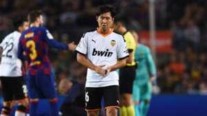 Lee Kang-in Barcelona Valencia LaLiga 14092019
