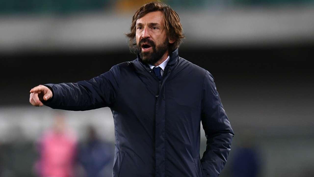 Andrea Pirlo Verona Juventus