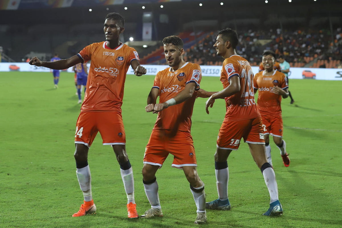 Mumbai City vs FC Goa