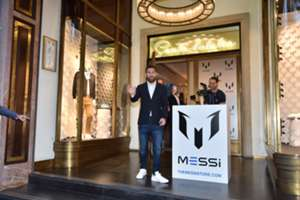 Messi Ropa