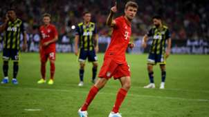 Thomas Muller Bayern Munchen Fenerbahce Audi Cup 2019