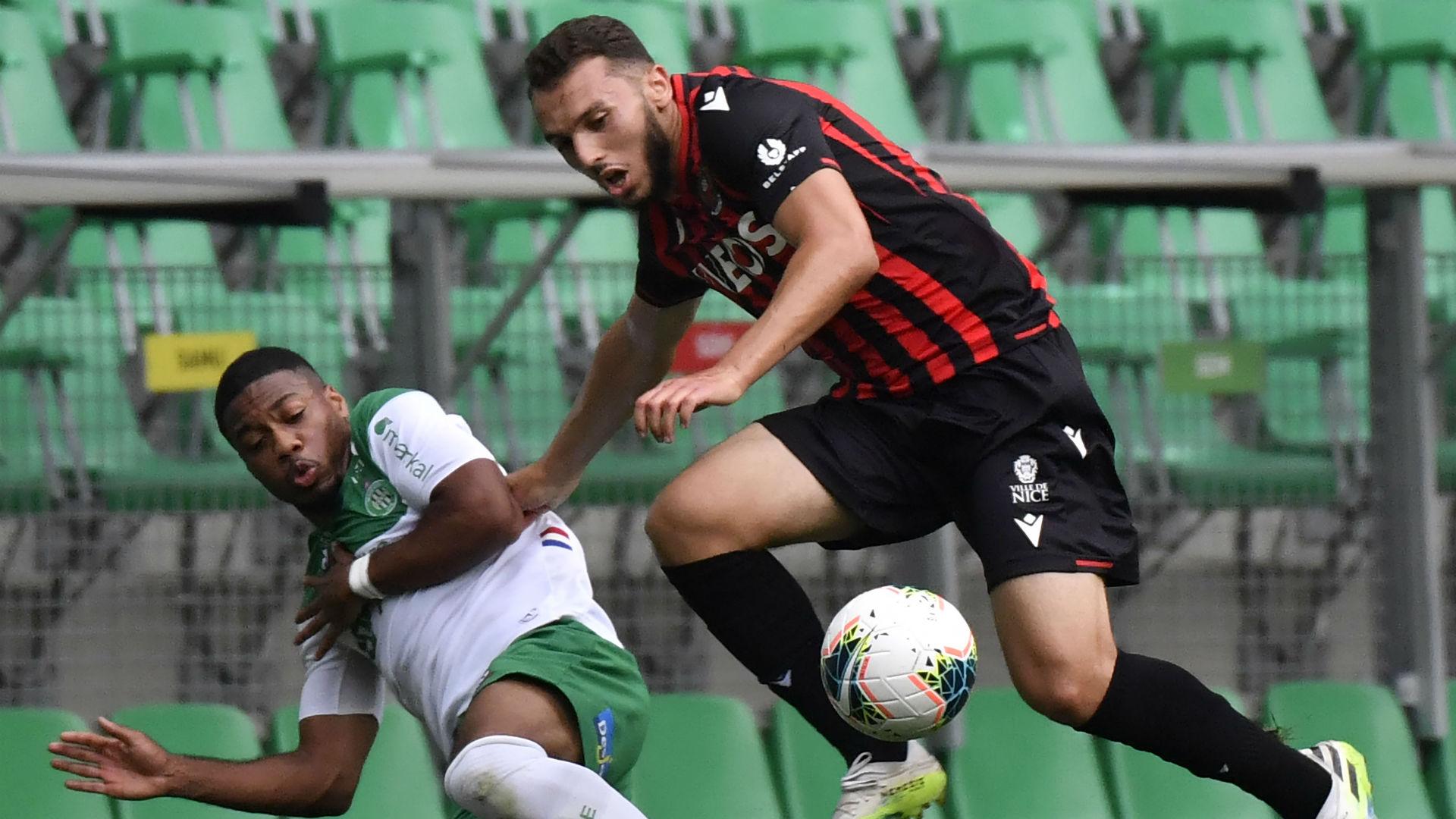 Algeria prospect Gouiri bags brace on Nice debut vs Kakuta's Lens