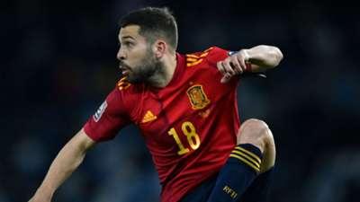 Euro 2020 Top 100 Jordi Alba