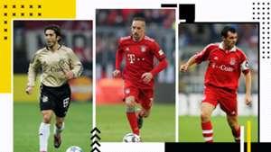 GFX FC Bayern Franzosen Lizarazu Ribery Sagnol