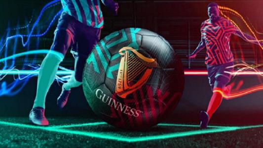 Video: Guinness Night Football Teaser