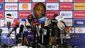 Emmanuel Amuneke - Tanzania coach