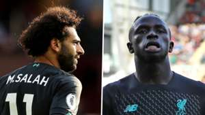 Mane reveals Liverpool players 'took the p*ss' over Salah spat