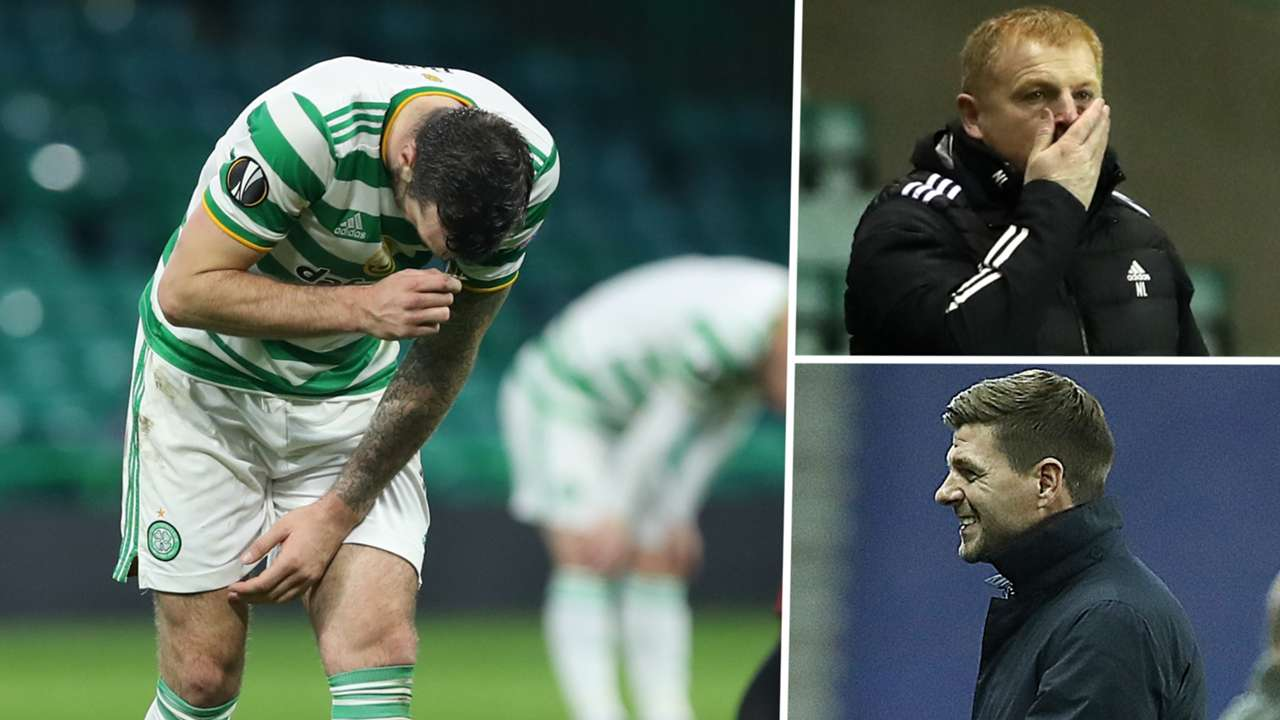 Celtic Lennon Gerrard GFX