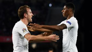 Harry Kane Marcus Rashford England Spain