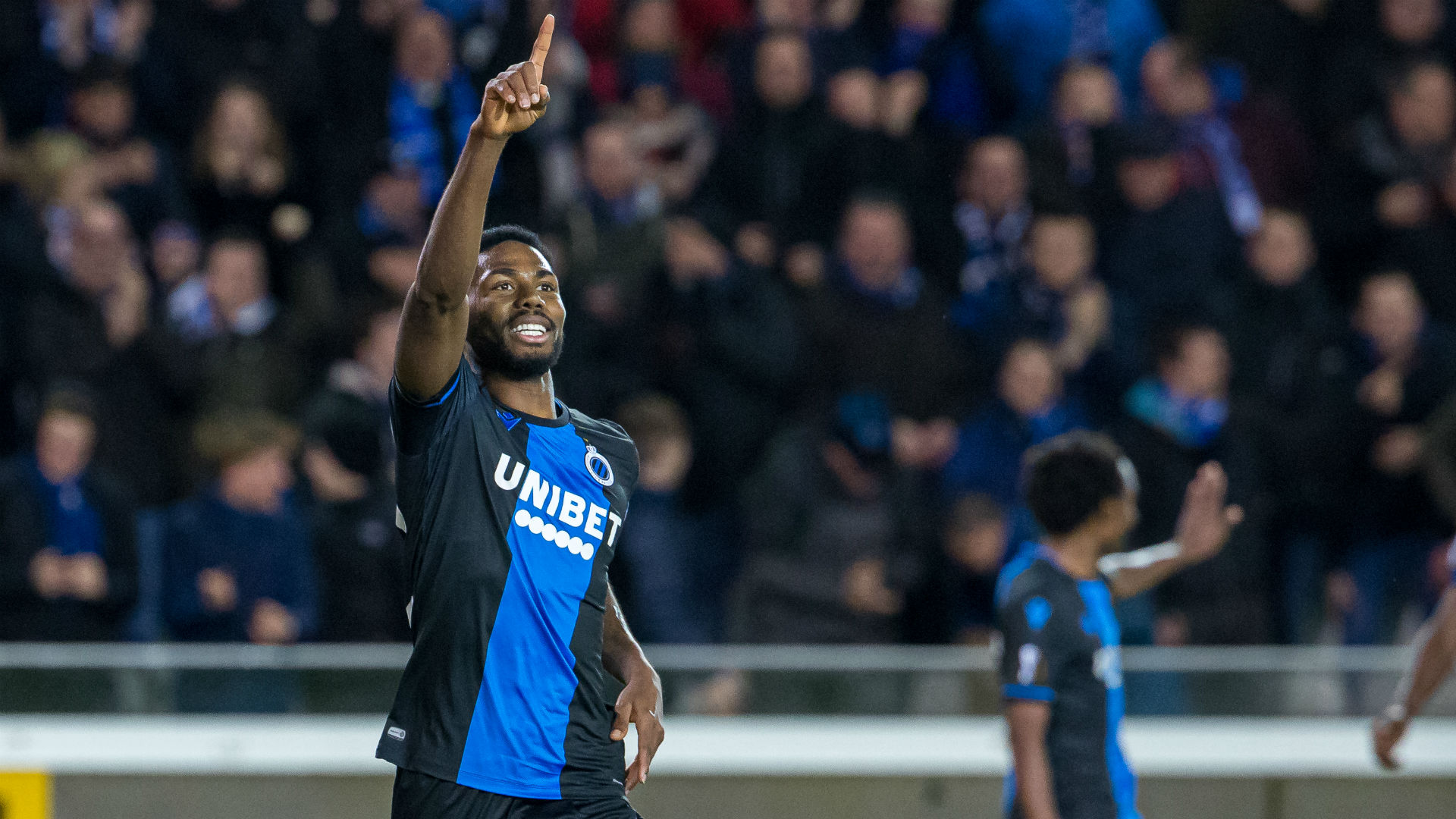 Club Brugge's Dennis reveals why he performed Ronaldo's celebration at Real Madrid