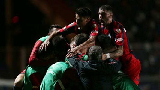 San Lorenzo Junior Copa Libertadores Grupo F Fecha 2