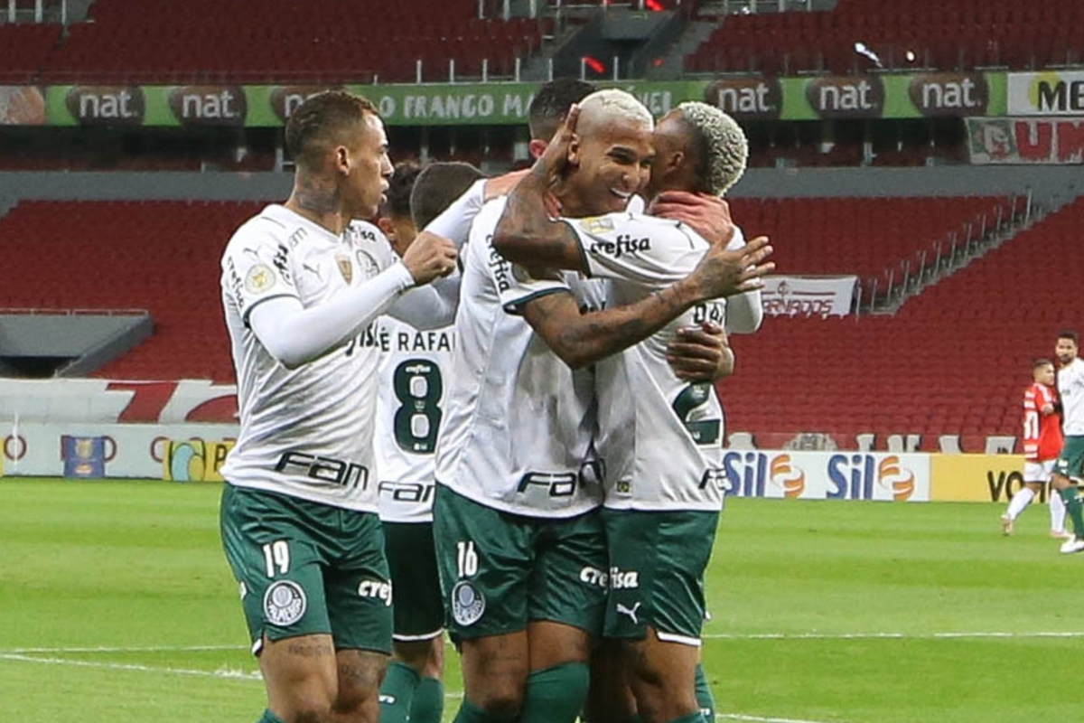 Inter 1 x 2 Palmeiras - Brasileirão 2021