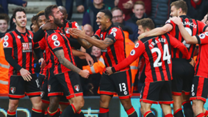 Bournemouth Liverpool 2016-17 Premier League
