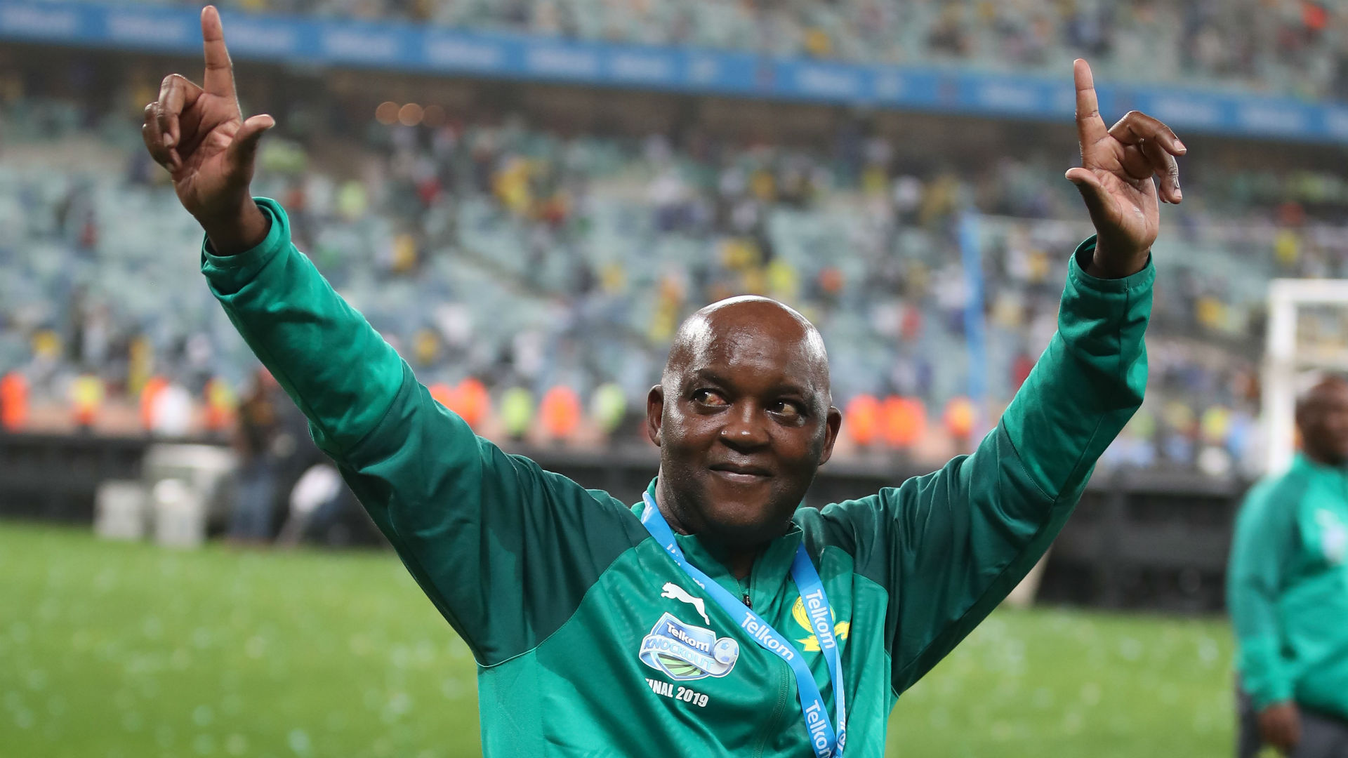 Mamelodi Sundowns' Mosimane: If you want to win the PSL title then you must say so