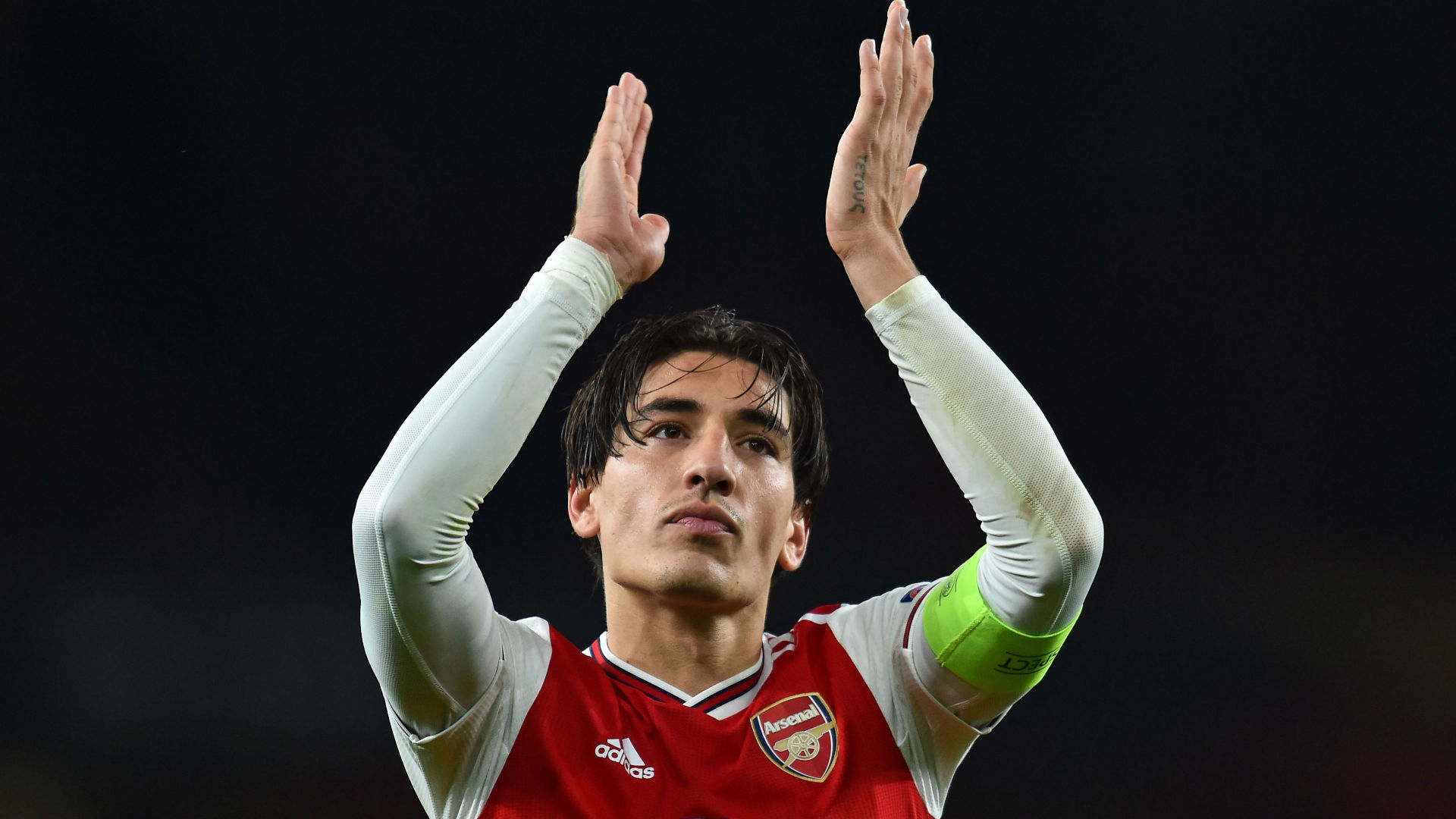 Bellerin: The world would be 'a much better place' if social media trolls were held accountable for their actions