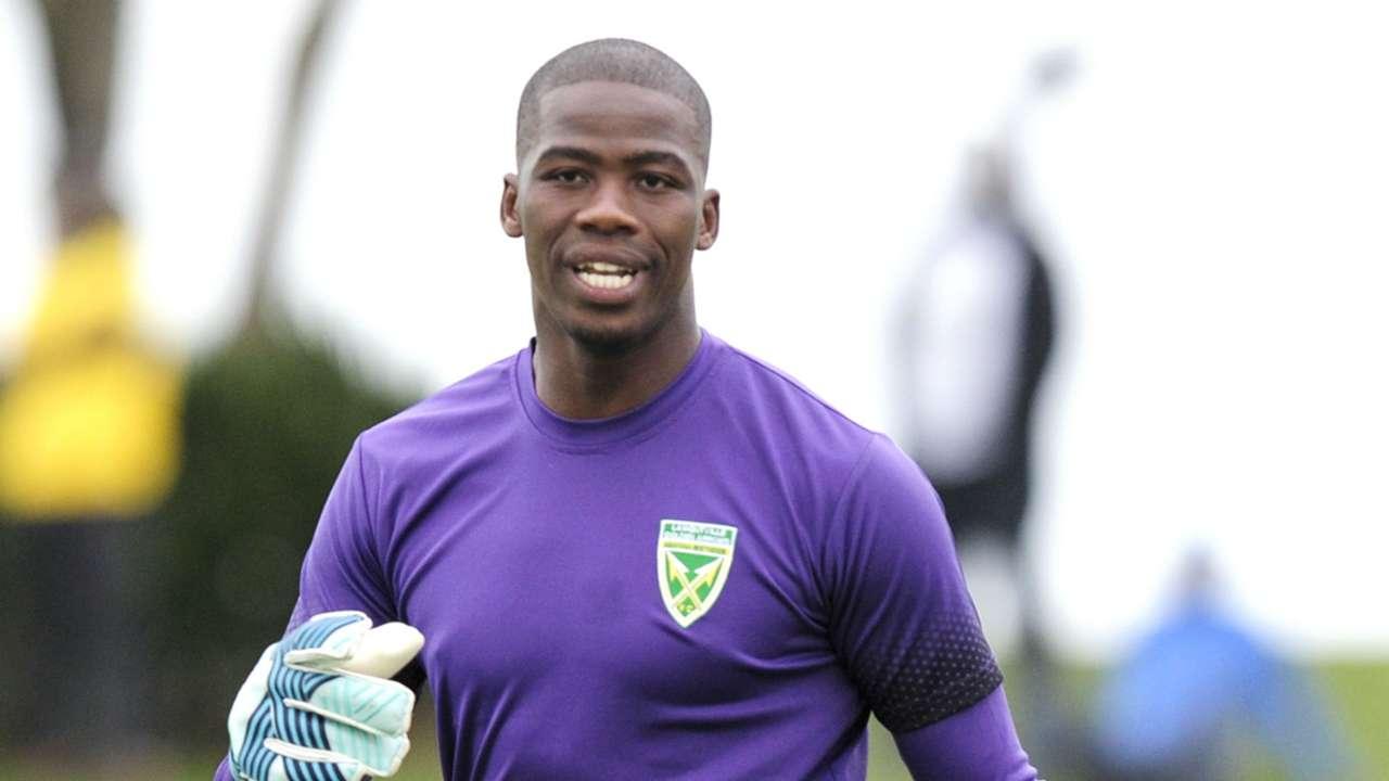 Nkosingiphile Gumede of Lamontville Golden Arrows